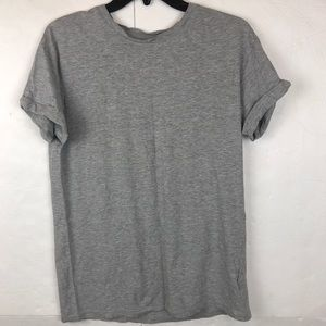 H&M Gray Basic tee shirt